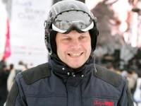 Российские знаменитости устроили разборки на снежном склоне