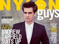 Эндрю Гарфилд на обложке нового номера «Nylon Guys» (6 ФОТО)