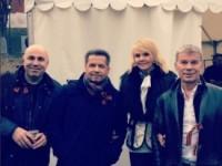 Пореченкова, Кобзона и еще 12 артистов не пустят в Украину