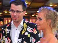 Гарик Харламов и Кристина Асмус стали мужем и женой