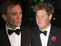 Дэниел Крейг порекомендовал на роль Бонда принца Гарри