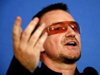 Боно оскорбил лидера Coldplay