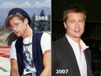 STARФОТО: Фото звезд Голливуда в молодости и сейчас (ЧАСТЬ 2)