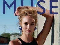 Кэндис Свейнпол обнажилась для летнего выпуска журнала «Muse» (7 ФОТО)