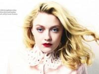 Дакота Фаннинг украсит февральскую обложку Elle (5 ФОТО)