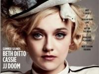 Дакота Фаннинг украсила обложку нового номера «Wonderland» (8 ФОТО)