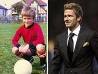 Какими были известные футболисты в детстве? (15 ФОТО) Часть 2