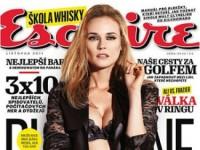 Диана Крюгер в декабрьском «Esquire» (6 ФОТО)