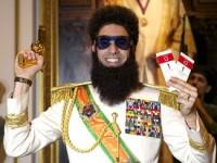 Саше Барону Коэну всё-таки разрешили прийти на «Оскар» в образе диктатора