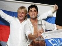 Дима Билан на «Евровидении 2008» (ВИДЕО)