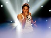 Дима Билан на «Евровидении 2006» (ВИДЕО)