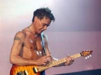 Эдди Ван Халена признали лучшим гитаристом в истории музыки