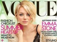 Эмма Стоун в июльском номере «Vogue» (10 ФОТО)