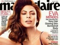 Ева Мендес украсит обложку нового выпуска «Marie Claire» (6 ФОТО)