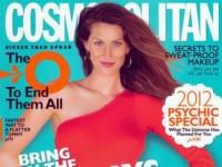 Жизель Бундхен в январском «Cosmopolitan» (5 ФОТО)