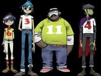 Gorillaz - артисты года на MySpace