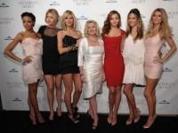 Самые сексуальные топ-модели на открытии бутика Victoria's Secret (12 ФОТО)