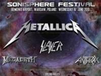 Metallica, Slayer, Megadeth и Anthrax впервые выступят вместе