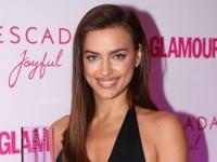 Ирина Шейк получила награду от Glamour