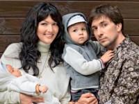 Григорий Антипенко бросил Юлию Такшину после рождения второго ребёнка