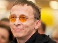 Иван Охлобыстин стал брюнетом