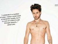 Джаред Лето в фотосессии для декабрьского Vogue (3 ФОТО)