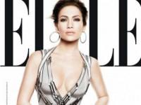 Дженнифер Лопес в журнале Elle (7 ФОТО)