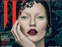 Хорошая и плохая Кейт Мосс в мартовском «W» (14 ФОТО)