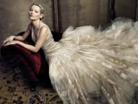Кейт Мосс в майском номере журнала Vogue (ФОТО)