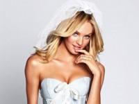 Кэндис Свэйнпол  в новой фотосессии для «Victoria's Secret» (10 ФОТО)