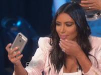 Ким Кардашьян «задокументировала» участие в Ice Bucket Challenge с помощью селфи (ВИДЕО)