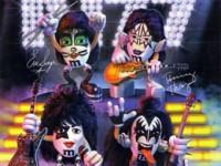 Kiss превратятся в M&M's