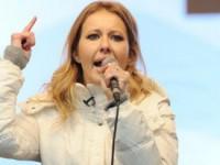 Политический ролик Ксении Собчак «Я голосую ЗА!» взорвал Интернет (ВИДЕО)