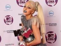 Леди Гага стала самой титулованной на MTV Europe Music Awards (4 ФОТО)