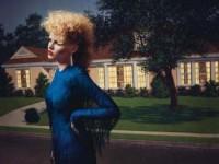 Лара Стоун в фотосессии для W Magazine: типично по-американски (3 ФОТО)