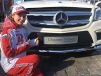Российским победителям Олимпийских игр подарили автомобили
