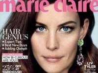 Лив Тайлер появится на обложке мартовского «Marie Claire» (5 ФОТО)