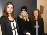Мадонна выступила на одной сцене с «PussyRiot»