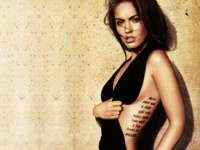 Меган Фокс решила очистить свое тело от татуировок (ФОТО)