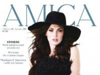 Меган Фокс в сентябрьском Amica Magazine (8 ФОТО)