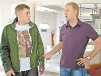 Незлобин и Светлаков написали сценарий для новой комедии