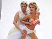 Николаю Баскову понравилось ходить в женском платье (4 ФОТО)