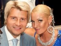 Николай Басков страстно поцеловал Анастасию Волочкову (2 ФОТО)