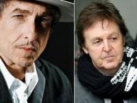 Пол Маккартни и Боб Дилан запишутся дуэтом