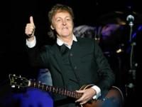 Пол Маккартни выпустит альбом с песнями вдохновлявшими «The Beatles»