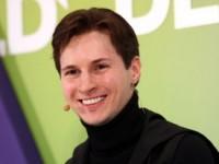 Павел Дуров возглавил рейтинг самых перспективных предпринимателей