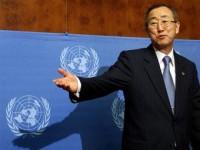 Генсек ООН Пан Ги Мун стал рэпером