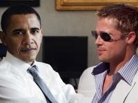 Барак Обама сделал Брэда Питта