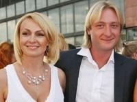 Плющенко и Рудковская встречают Новый год вместе с Путиным