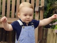 Самому знаменитому малышу в мире исполнился один год